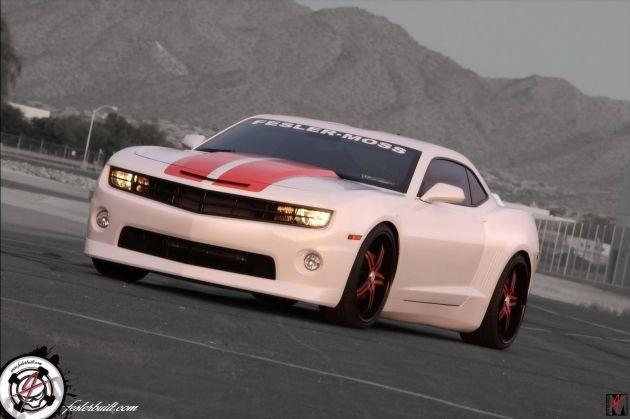 Fesler-Moss Camaro Limited Edition