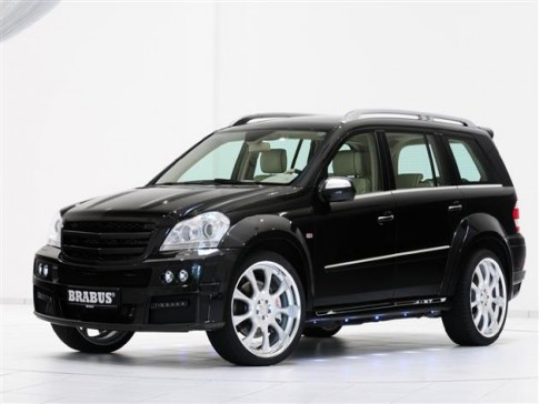 Brabus, Widestar, Mercedes, GL, Essen 2009