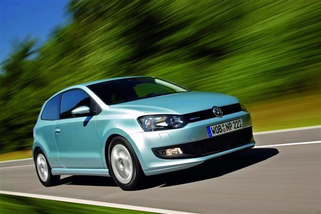 VW, Polo, Bluemotion