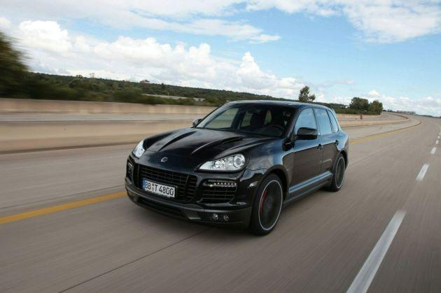 TechArt Porsche Cayenne Turbo S