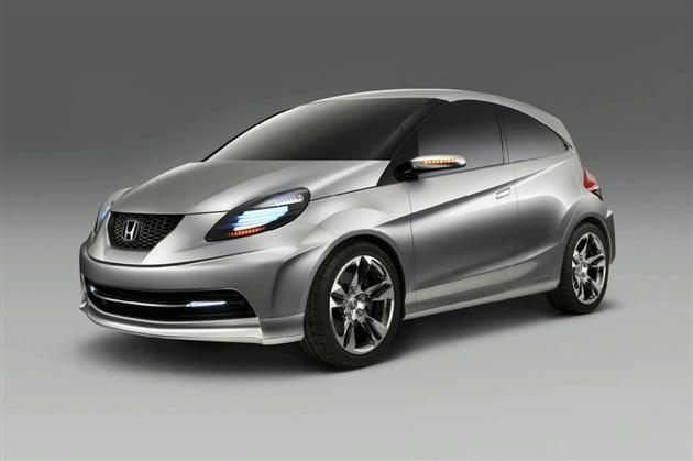 Honda, New Small, concept,  New Delhi