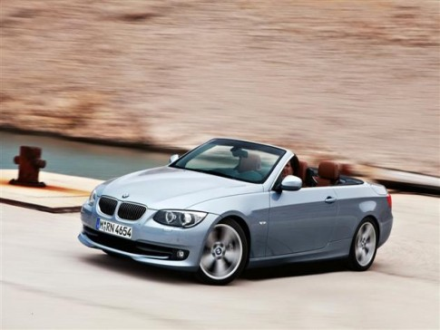 bmw 3, Coupe, Cabrio, lifting, 335i