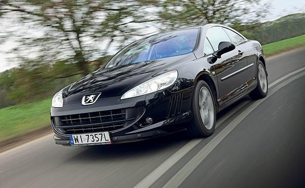Peugeot, 407 Coupe, V6, HDI 240