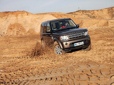 Land Rover,  Discovery