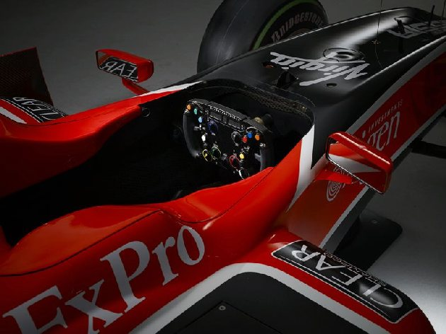 Nowi w F1 – Virgin Racing