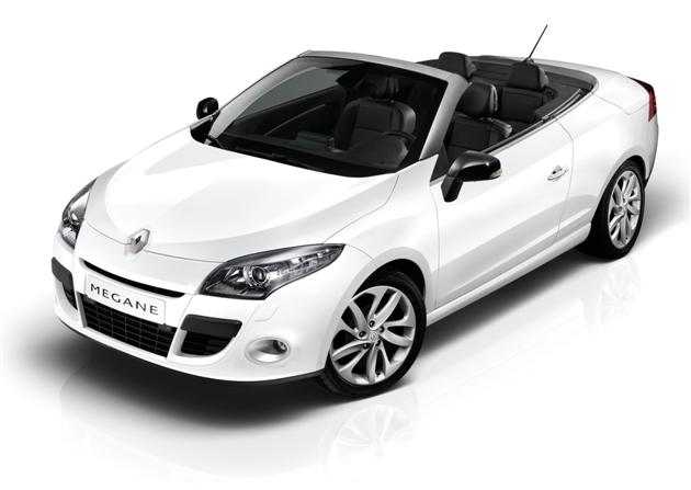 Renault Megane Coupe/Cabrio – wideo
