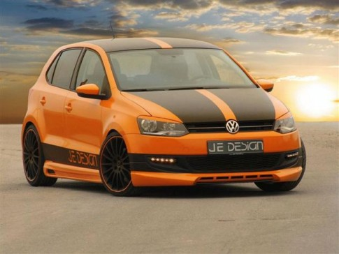 VW, Polo, JE Design
