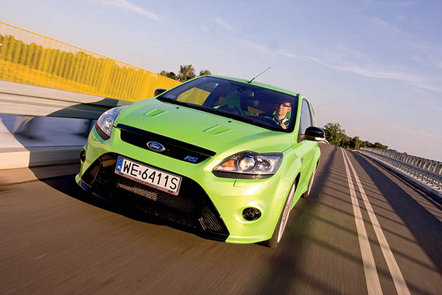 Ford Focus RS – Wirus RS