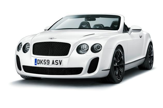 Bentley, Continental, Supersports, Convertible