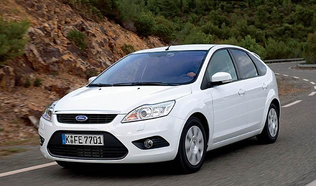 Ford, Focus, ECOnetic