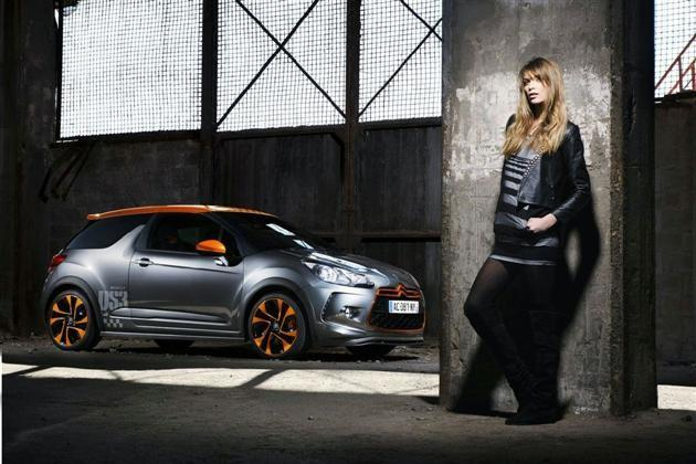 Citroen, DS3, Racing