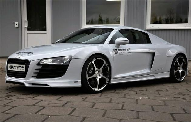 Audi, R8, Carbon Limited Edition, Prior Design