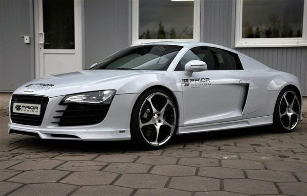 Audi R8 Carbon Limited Edition od Prior Design