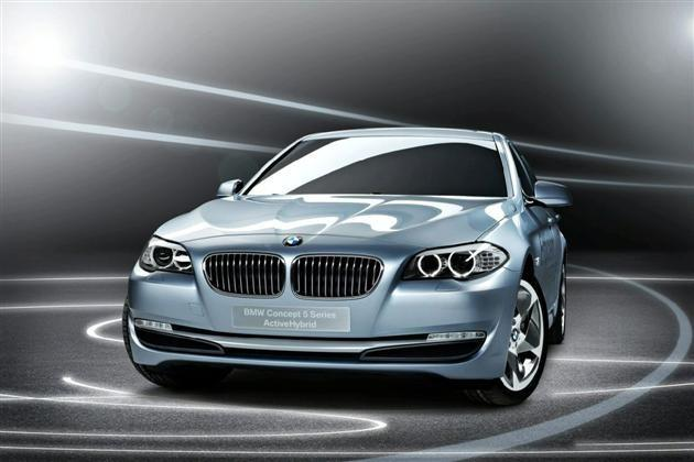BMW 5, ActiveHybrid,