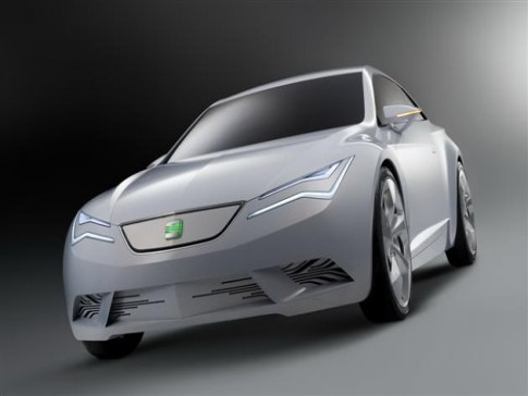 Seat, IBE, Concept