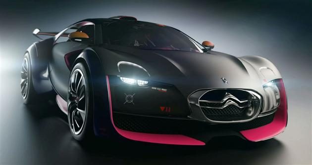 Citroen Survolt – to jest concept car!