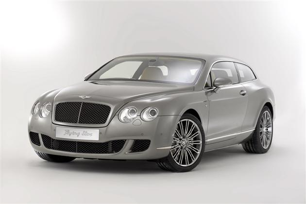 Bentley, Continental, Flying Star, Shooting Brake