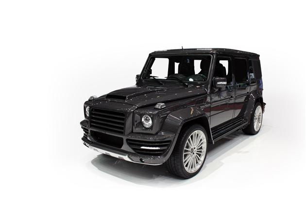 Mansory G-Couture na bazie G55 AMG
