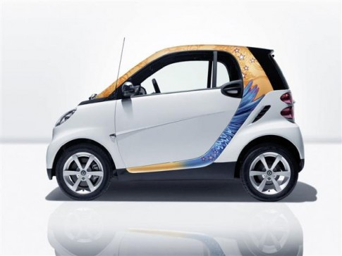 Smart, ForTwo