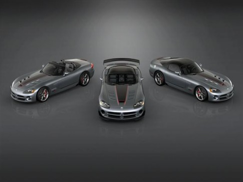Dodge, Viper, SRT10, Final Edition