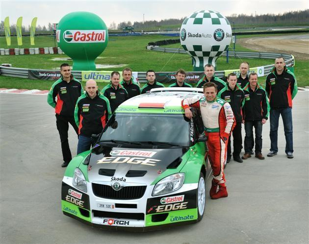 Skoda Rally Team, Kuzaj,  S2000, RSMP