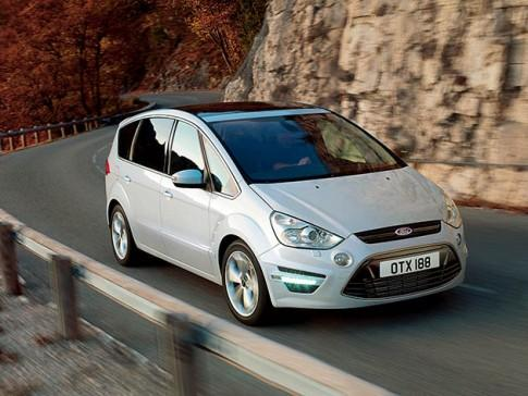 Ford, S-Max, EcoBoost, SCTi