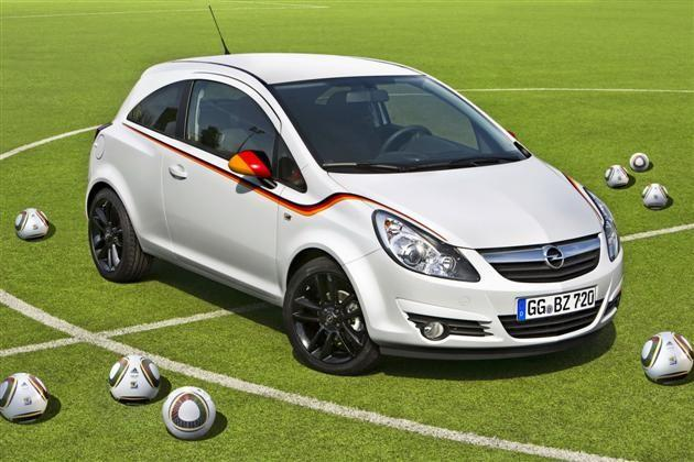 Opel, Corsa, Football Championship Edition