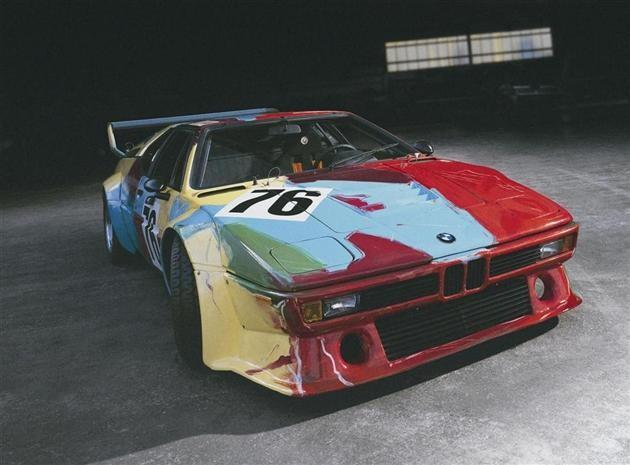 BMW, Art Car