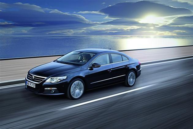 VW, Volkswagen, Passat CC, Exclusive