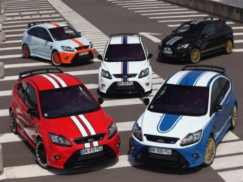 Ford, Focus, RS, Le Mans