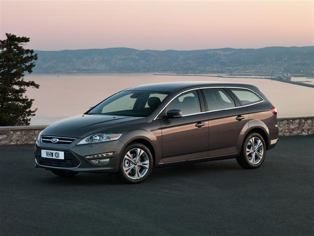 Ford, Mondeo
