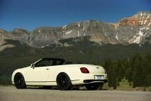 Bentley Continental Supersports Convertible – kolejna odsłona