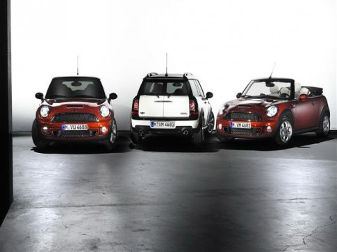 Mini, Clubman, Cabrio, lifting, One D, Cooper D