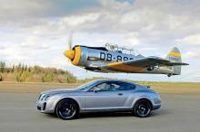 Bentley Continental Supersports – Massive Attack
