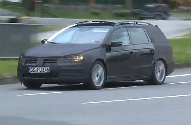 Nowy Passat na wideo