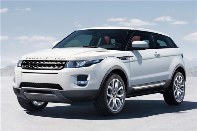 Baby Range Rover – nowy model na wideo