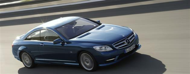 Mercedes, CL, Mercedes-Benz, facelifting