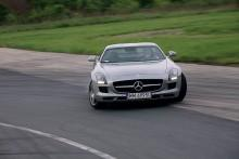 Mercedes SLS AMG – The doors