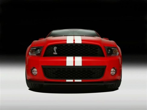 Ford, Shelby, GT500