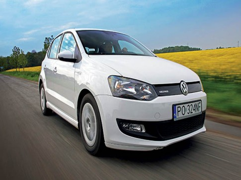 Volkswagen, Polo, BlueMotion