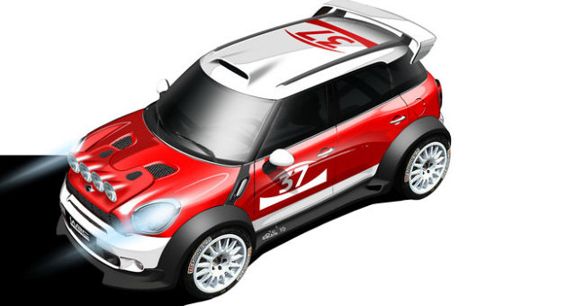 Mini powraca do WRC