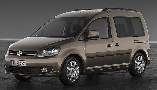 VW, Volkswagen, Caddy