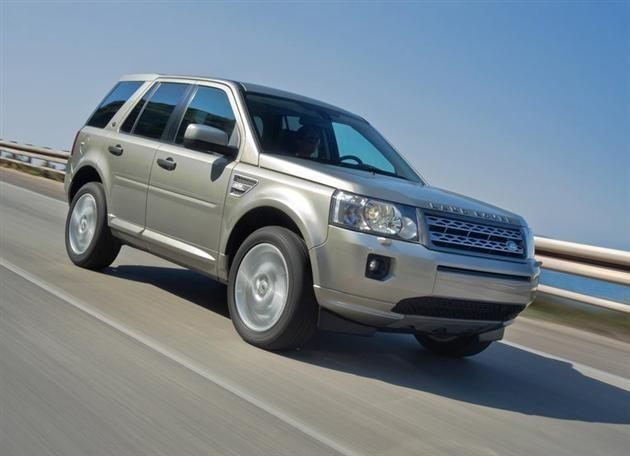Land Rover, Freelander 2, facelifting
