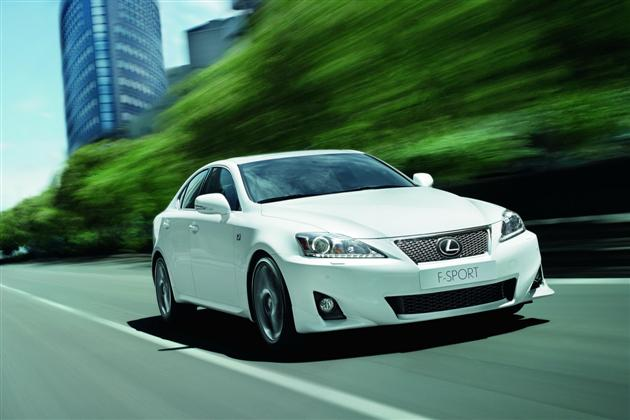 Lexus IS – czas na lifting