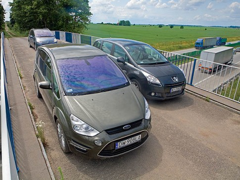 Citroen, Grand C4 Picasso, Ford, S-Max, Peugeot, 5008