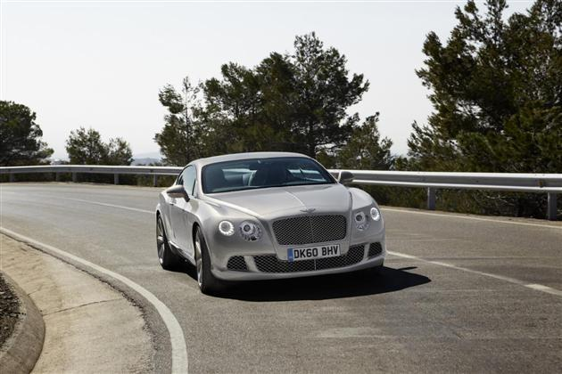Bentley, Continental GT
