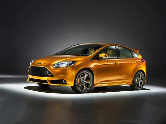 Ford, Focus ST