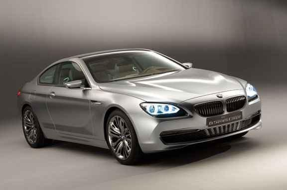 BMW 6, coupe