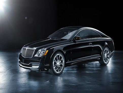 Maybach, 57S, Coupe