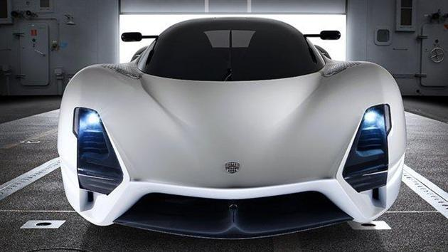 SSC, Ultimate Aero, II